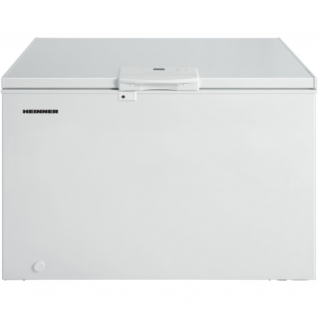 Lada frigorifica Heinner HCF-M300EA++, 301L, Display LED pe maner, Winter Protection, Clasa A++ 85cm, Alb0