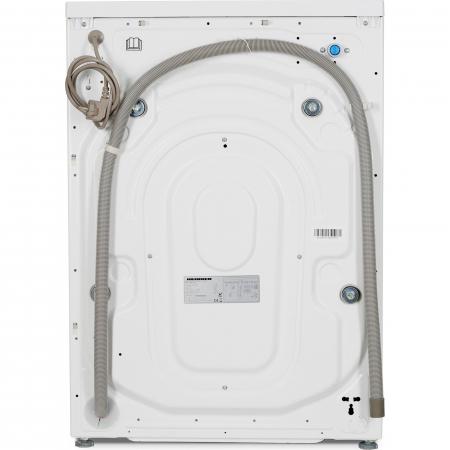 Masina de spalat rufe cu uscator Heinner HWDM-8614B, Spalare 8 kg, Uscare 6 kg 1400 RPM, Clasa B, Display LCD, 60 cm, Alb4