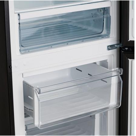 Combina frigorifica HEINNER HC-M305DGA++, 305L , LED, Clasa A++, 188cm , Antracit4