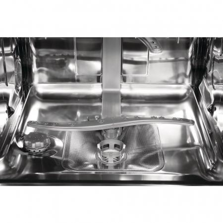 Masina de spalat vase incorporabila Whirlpool WIE 2B19, 6 programe, 13 seturi, Clasa A+, 60 cm3