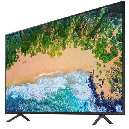 Televizor LED Smart Samsung, 138 cm, 55NU7102, 4K Ultra HD
