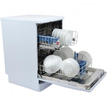 Masina de spalat vase Indesit DFG15B10, 13 seturi, 5 programe, Clasa A+, 60 cm, Alb2