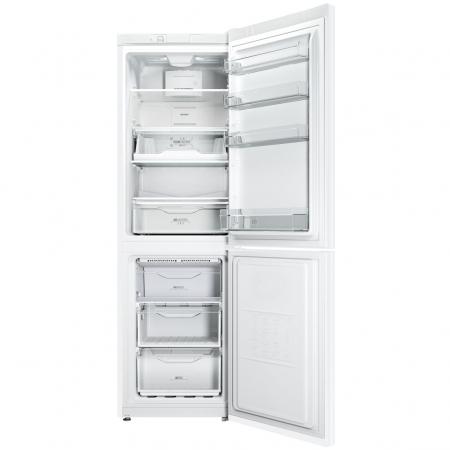 Combina frigorifica Indesit LI80 FF1 W, 301 l, Clasa A+, H 189 cm, Alb1