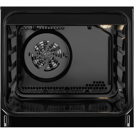 Aragaz mixt Electrolux EKK52550OX, 4 Arzatoare gaz, Cuptor electric, Aprindere integrata, Clasa A-10%, Grill, 50 cm, Inox [3]