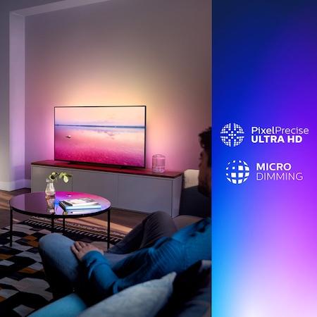 Televizor LED Smart Philips, 108 cm, 43PUS6704, 4K Ultra HD2