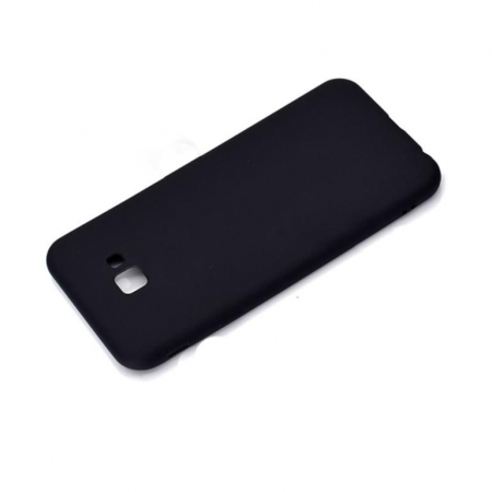 Husa Samsung Galaxy J4+ ( J4 Plus) Full Matte Case TPU, Neagra [0]