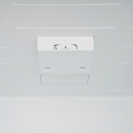 Combina frigorifica Heinner HC-V336XA++, 336 l, Clasa A++, H 186 cm, Tehnologie Less Frost, Control mecanic cu termostat ajustabil, Argintiu4