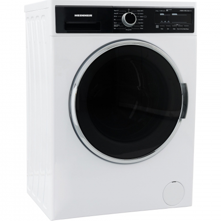 Masina de spalat Heinner HWM-V8414A+++, 8KG, 1400 RPM, Display, Allergy Safe, Clasa A+++, Alb1