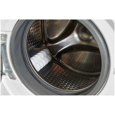 Masina de spalat rufe Whirlpool Supreme Care FSCR80412, 6th Sense, 8 kg, 1400 RPM, Clasa A+++, Alb1