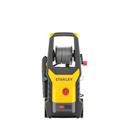 Masina de spalat cu presiune Stanley SXPW18E, 1800 W, 440 l/h debit apa, 135 bar presiune maxima, 6 m tambur furtun0