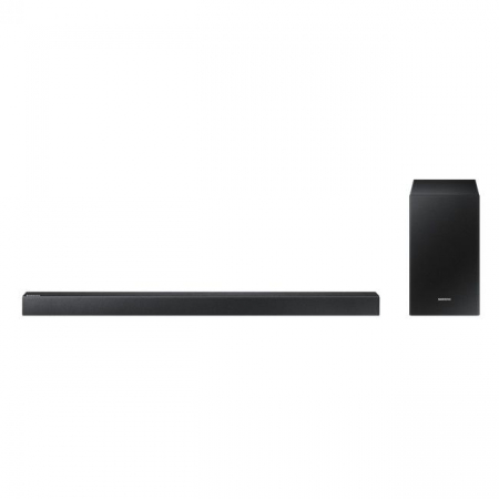 Soundbar Samsung HW-R430, 2.1, 170W, Wireless, Dolby, Negru2