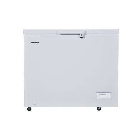 Lada frigorifica Heinner HCF-316NHA+, 316 l, Clasa A+, Alb, Winter Protection0