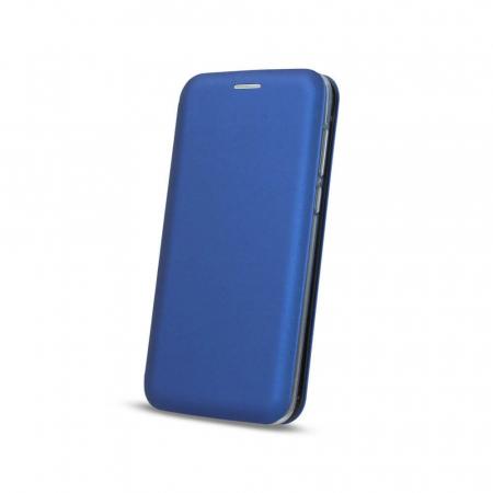Husa tip carte smart diva albastru pentru Samsung J4 Plus0