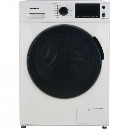 Masina de spalat rufe Heinner HWM-M1016INVA3+,10 kg, 1600 RPM, Clasa A+++, Motor Inverter, Display LED, Alb0