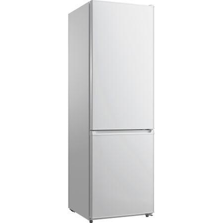 Combina frigorifica Heinner HCNF-M295WA+, 295 l, Clasa A+, Full No Frost, Display interior, Control electronic, H 188 cm, Alb0