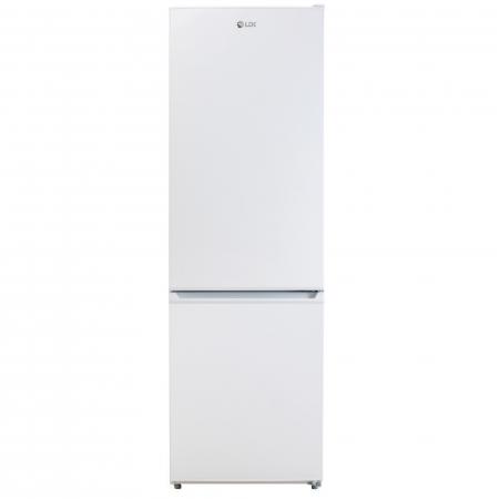 Combina frigorifica LDK CF 278 W, Clasa A+, Capacitate 271 l, Alb0