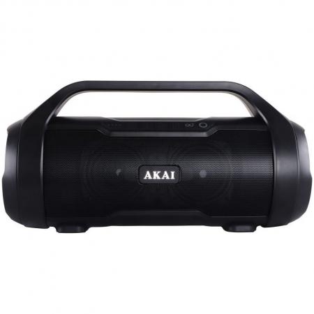 Boxa Portabila, Bluetooth, rezistenta la apa AKAI ABTS-50 , Radio FM , USB ,SD card0