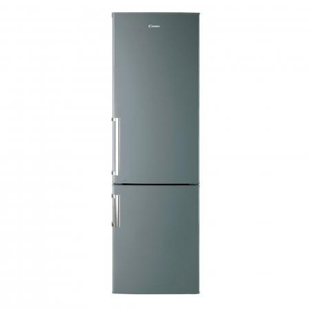 Combina frigorifica Candy CSSM 6182XH, 287 L, Clasa A+, H 185, Inox0