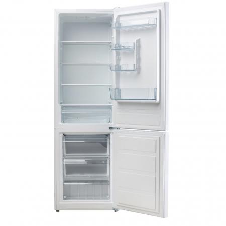 Combina frigorifica LDK CF 278 W, Clasa A+, Capacitate 271 l, Alb2