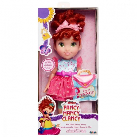 Papusa Fancy Nancy Clancy, Tea Time, 25 cm0