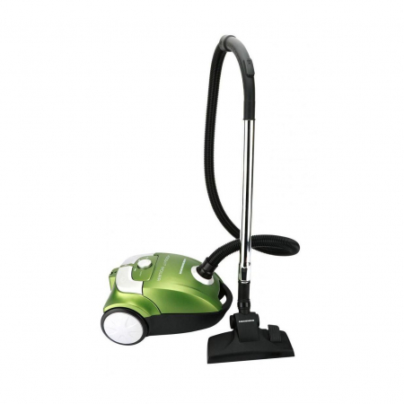 Aspirator cu sac Heinner Eco Power HVC-E700GR, 700W, Tub telescopic, Verde2