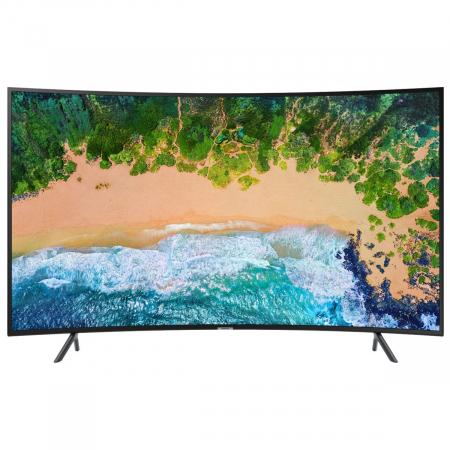 Televizor LED Curbat Smart Samsung, 138 cm, 55NU7372 , 4K Ultra HD0