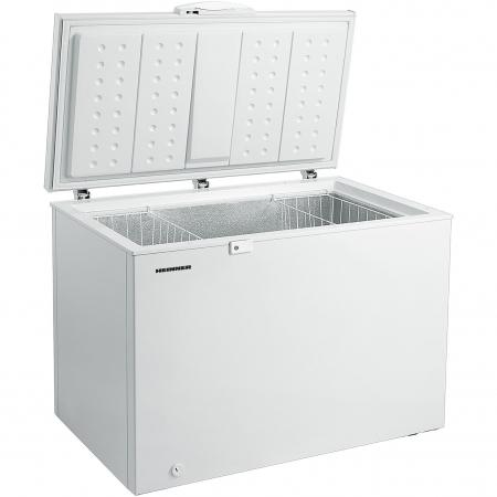 Lada frigorifica Heinner HCF-M300EA++, 301L, Display LED pe maner, Winter Protection, Clasa A++ 85cm, Alb2