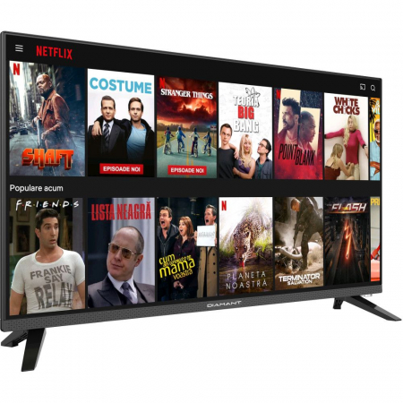 Televizor Smart LED, Diamant 32HL4330H/A, 80 cm, HD
