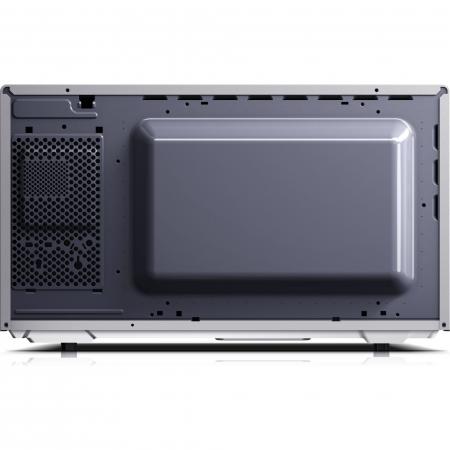 Cuptor cu microunde Sharp YCMS51ES, 25L, 900W, Gril 1000W, Digital, Argintiu3