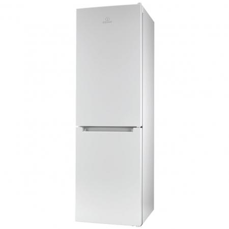 Combina frigorifica Indesit LI80 FF1 W, 301 l, Clasa A+, H 189 cm, Alb0
