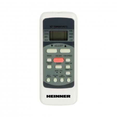 Aparat de aer conditionat Heinner HAC-9INVB Inverter, 9000 BTU, ClasaA++,Display LCD, Auto Restart, Autodiagnoza3