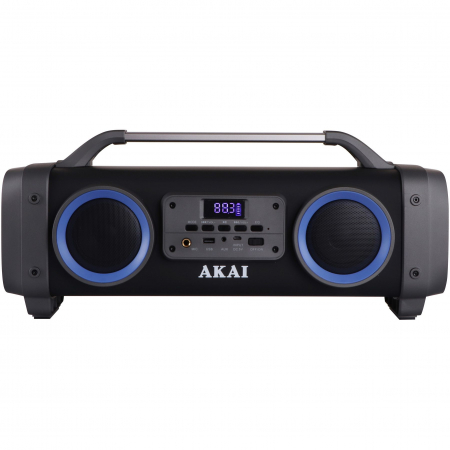 Akai ABTS-SH02 Boxa Portabila BT BoomBox [0]