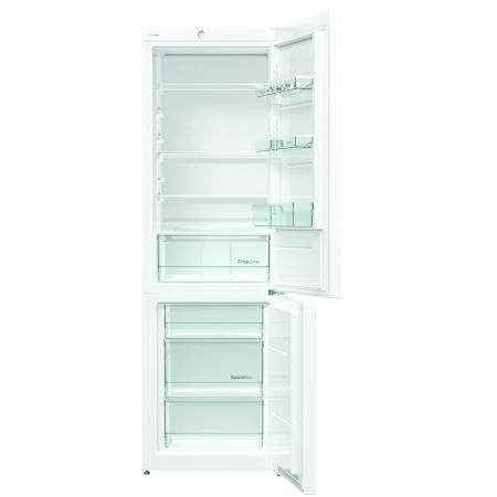 Combina frigorifica GORENJE RK611PW4, 326 l, 185 cm, A+, alb1