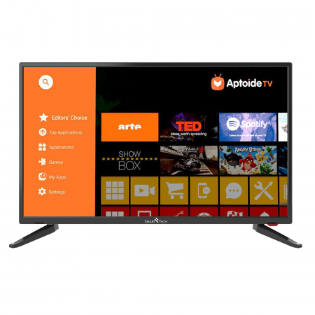 Televizor Smart Android LED Smart Tech, 81 cm, 3219NSA, HD0