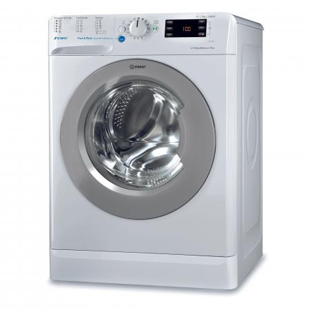 Masina de spalat rufe Indesit BWE 71253X WSSS EU, 7 kg, 1200 rpm, Clasa A+++, Alb0