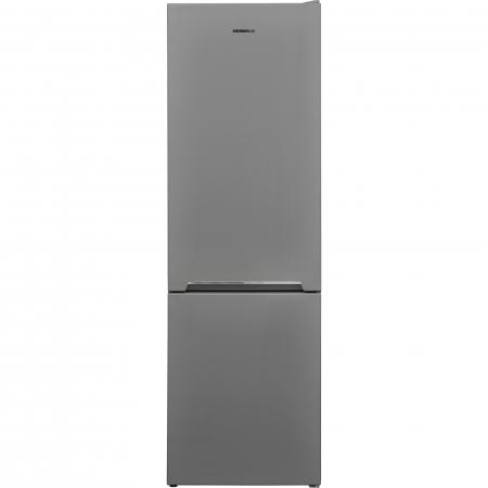 Combina frigorifica Heinner HC-V268SA+, 268 l, Clasa A+, Control mecanic, H 170 cm, Argintiu [0]