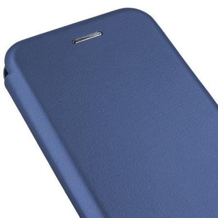Husa Samsung Galaxy A10 Flip Case Elegance Blue3