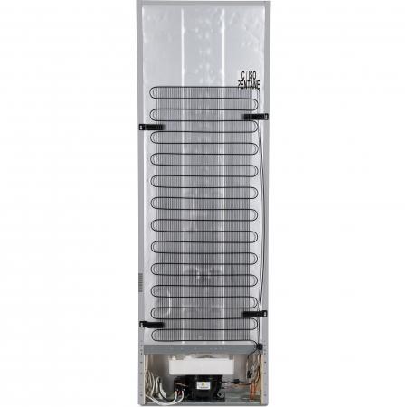 Combina frigorifica Heinner HC-V336XA++, 336 l, Clasa A++, H 186 cm, Tehnologie Less Frost, Control mecanic cu termostat ajustabil, Argintiu7