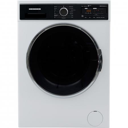Masina de spalat Heinner HWM-V8414A+++, 8KG, 1400 RPM, Display, Allergy Safe, Clasa A+++, Alb0