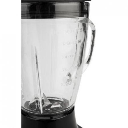 Blender Rohnson R5300, cana sticla 1.5 L, functie Pulse, lame din otel inoxidabil1