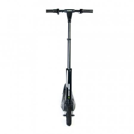 Trotineta electrica Freewheel Rider T1, Viteza 20 km/h, Autonomie 25 km, Motor 300W, Aplicatie smartphone, Roti gonflabile 8 inch, Negru1