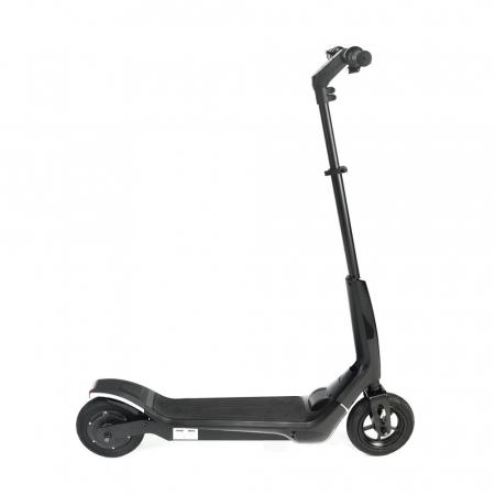Trotineta electrica Freewheel Rider T1, Viteza 20 km/h, Autonomie 25 km, Motor 300W, Aplicatie smartphone, Roti gonflabile 8 inch, Negru5