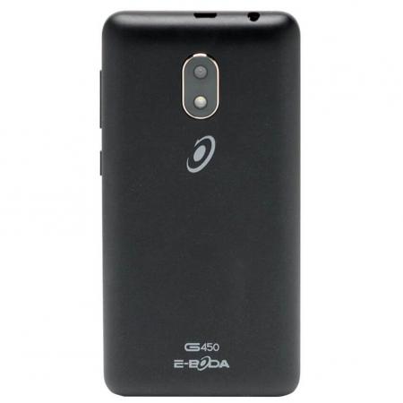 Telefon mobil E-Boda Eclipse G450, Dual SIM, 8GB, 4G, Black1