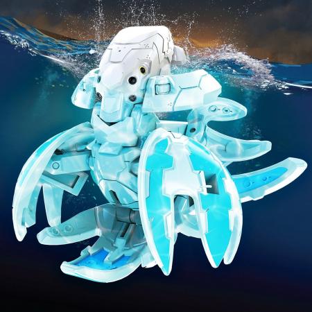Figurina Bakugan Ultra - Haos Krakelios White3