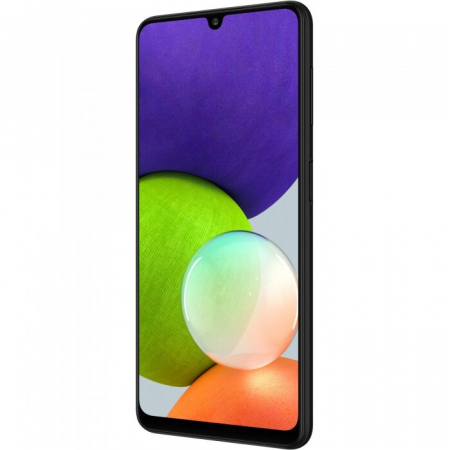Telefon mobil Samsung Galaxy A22, Dual SIM, 128GB, 5G, Gray [1]