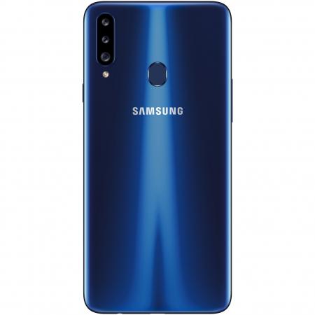 Telefon mobil Samsung Galaxy A20s, Dual SIM, 32GB, 4G, Blue [4]