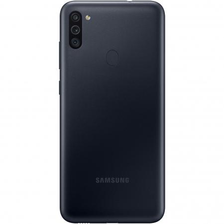 Telefon mobil Samsung Galaxy M11, Dual SIM, 32GB, 4G, Black1