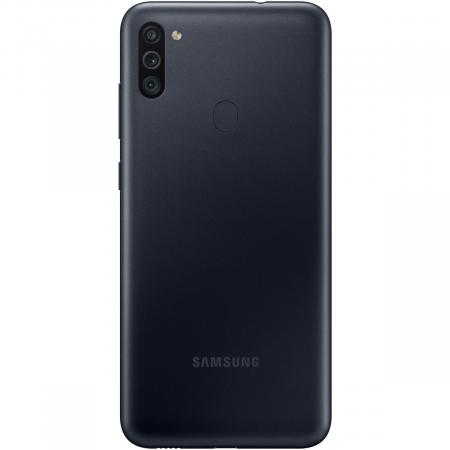 Telefon mobil Samsung Galaxy M11, Dual SIM, 32GB, 4G, Metallic Blue1