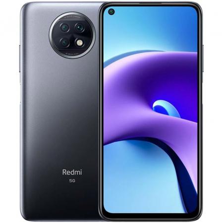 Telefon mobil Xiaomi Redmi Note 9T, Dual SIM, 64GB, 5G, Nightfall Black [2]
