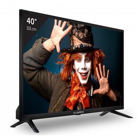 Televizor LED Allview, 101 cm, 40ATC5000, Full HD, Clasa A+ [1]